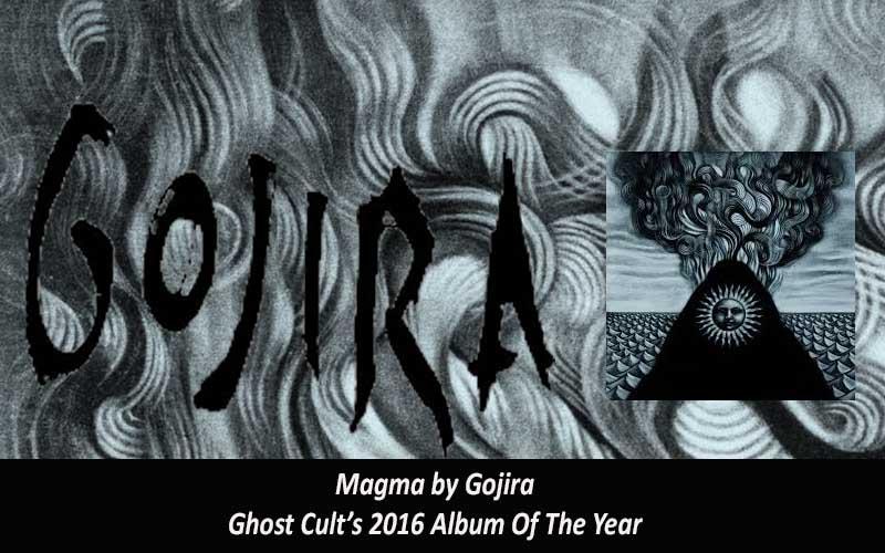 Gojira Magma Logo