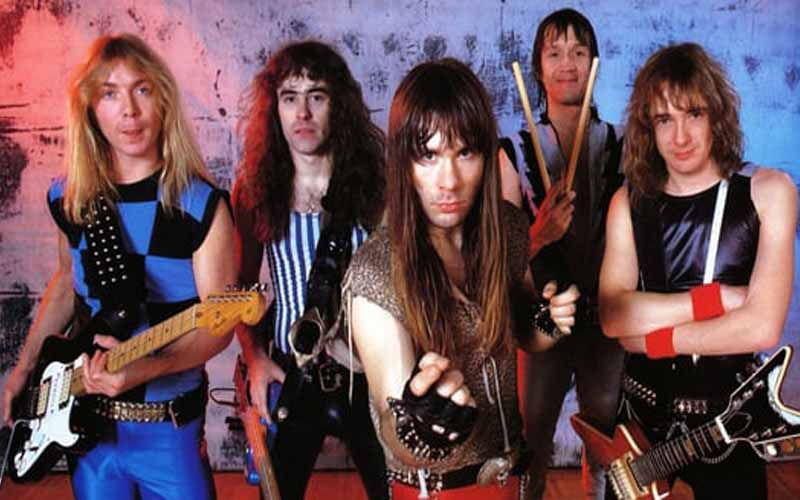 Why Iron Maidens The Trooper is one of the best riffs of