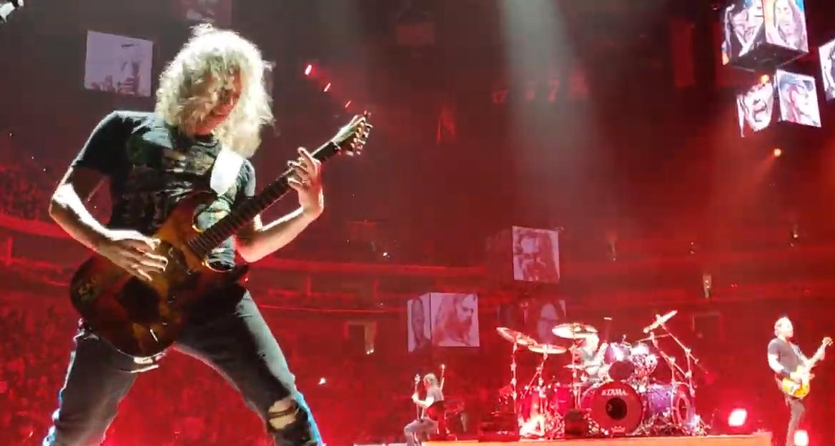 Metallica Tour 2020 Opening Act.Metallica Books 2020 South America Tour Dates With Greta Van